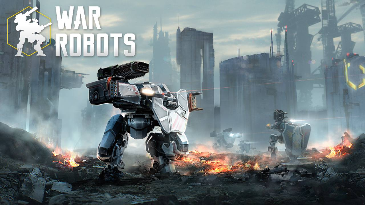 Play War Robots for free!
