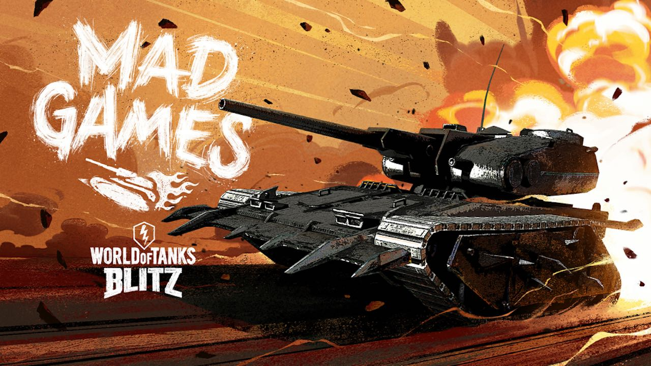 Play World of Tanks Blitz for free!