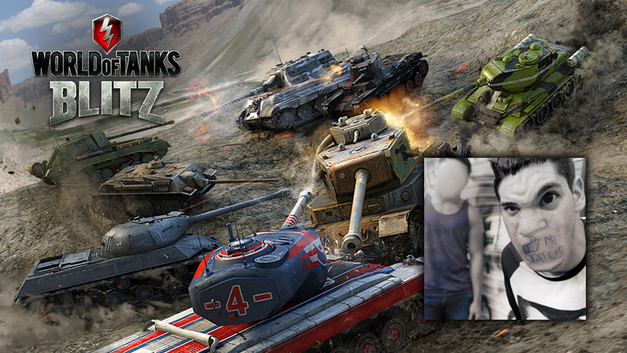 SUPPORT ME BY PLAYING World of Tanks Blitz FOR <b>FREE</b>